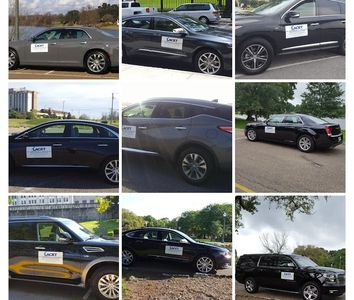 LA Corporate & Executive Transportation Nice clean vehicles for airport shuttle transportation
