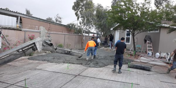 Concrete Delivery in Las Vegas, Henderson, Boulder City and Summerlin