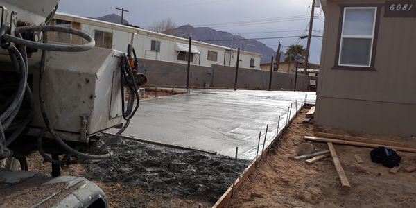 Las Vegas Ready Mix Concrete Supplier. Best Mobile concrete company in the 702