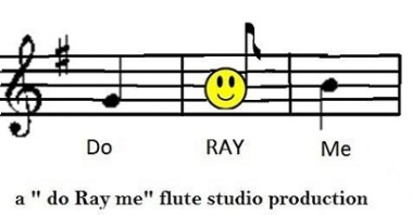 """doRayme"" flute studio production"