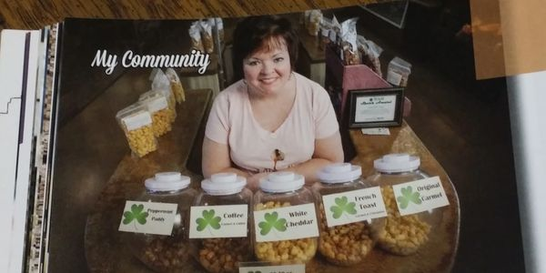 Hi there, I am Tonya Burton, I am the owner and founder of Carmel Yum Yums.