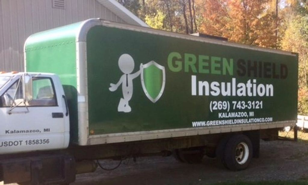 Greenshield Insulation. Kalamazoo. Spray foam insulation. Residential blown cellulose and more.