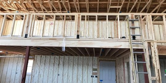 Spray foam insulation in Kalamazoo Mi performed by insulation contractor Greenshield Insulation.