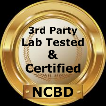 3rd Party Lab Tested & Certified