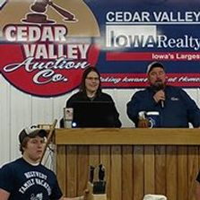About Cedar Valley Auction Company