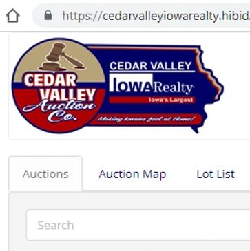 Cedar Valley Iowa Realty and Auction Company