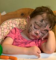 Kids face paint pens