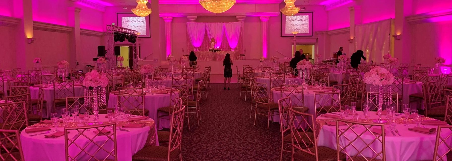 wedding planning services  by Bay City Events, San Joe