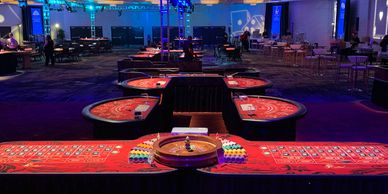 Casino Theme Party, Casino night, Casino rentals, casino parties, poker, blackjack, craps, holiday