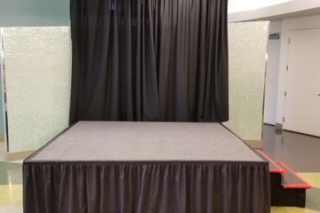 Stage and Riser Rentals, 8'x8', 8'x12', 8'x16, 12'x16'