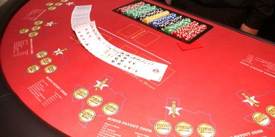 Texas Hold'em Bonus Table by Bay City Events