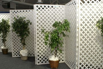 Lattice Panel Rentals, 3 Panel Lattice Partitions