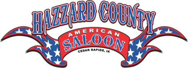 Hazzard County American Saloon