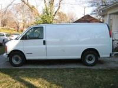 Jim's Lock & Key, Inc. locksmith van