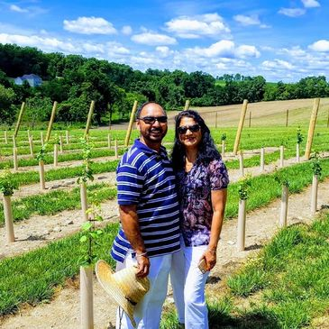 Owners in the Vineyard