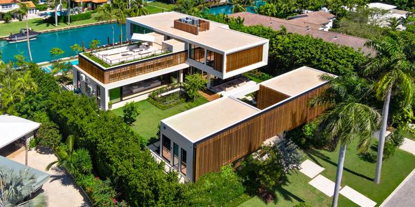 luxury mansion in miami beach for sale with Nelson gonzalez