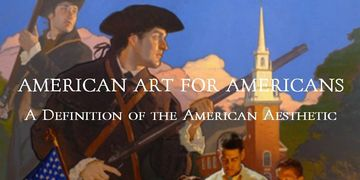 American Art for Americans, Michael Curtis
