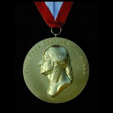 George Washington Medal, portrait, presidential award