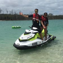 Hire Jetski out for some fun