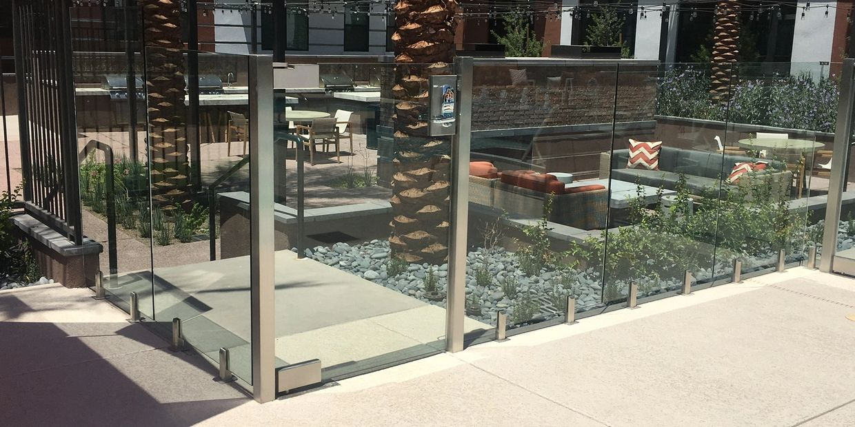 glass view fence, pool fence , pool barriers,  clear view fence, glass pool fence