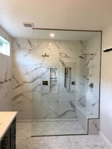 splash panel for shower , walk in shower glass divider , glass partition, water curtain