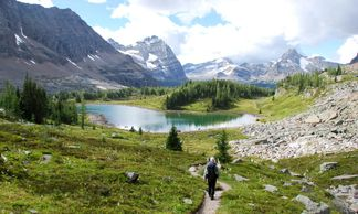 Hiking in the Canadian Rockies and the BC Interior Ranges