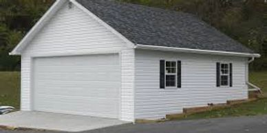 Detached Garages in Mount Pocono, Pa