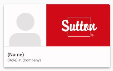 Sutton Realty Digital Business Cards