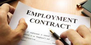 Sivo permanent employment  contracts, fixed-term contracts, and casual employment contracts.