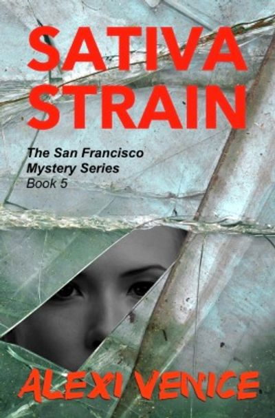book cover for Sativa Strain