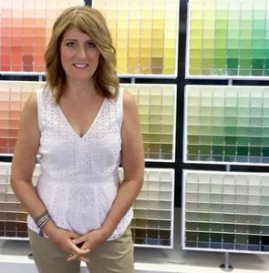 Sue Adame with Eagle Ridge Painting, LLC In-Home Color Consultant