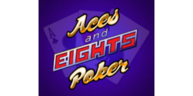 Aces and Eights online video poker free chip at Slotland online casino