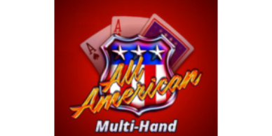 All American Multi Hand Online Video Poker free chip at Slotland Online Casino