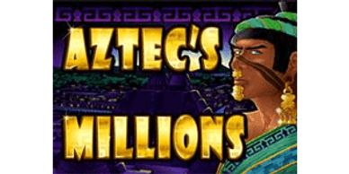 Aztec's Millions Video slots by Real Time Gaming RTG $50 free chip code NDC50