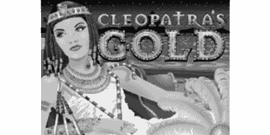 Cleopatra's Gold Video slots by Real Time Gaming 400% welcome bonus up to $10,000 with code NEWS20