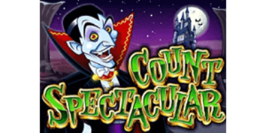 Count Spectacular Videoslots by Real Time Gaming RTG $50 free chip code 50NDB