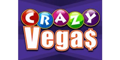 Crazy Vegas Video slots by Real Time Gaming RTG $50 free chip code NDC50