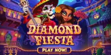 Diamond Fiesta new video slots at Fair Go Casino