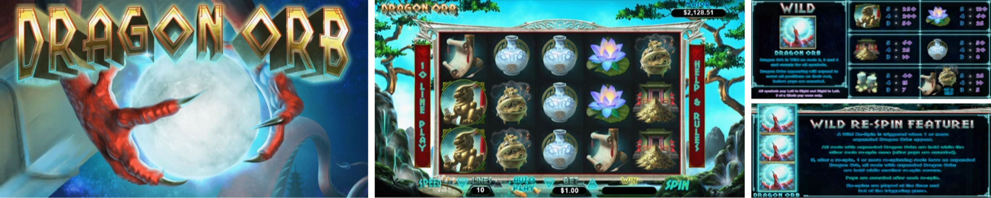 Dragon Orb Online Video Slot Review