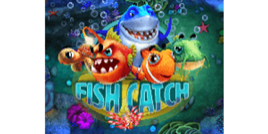 Fish Catch Online Slots by RealTime Gaming RTG with $50 video slot free chip code: NDC50