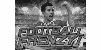 Football Frenzy Real Time Gaming RTG Video slots 400% welcome bonus up to $10,000 with code NEWS20