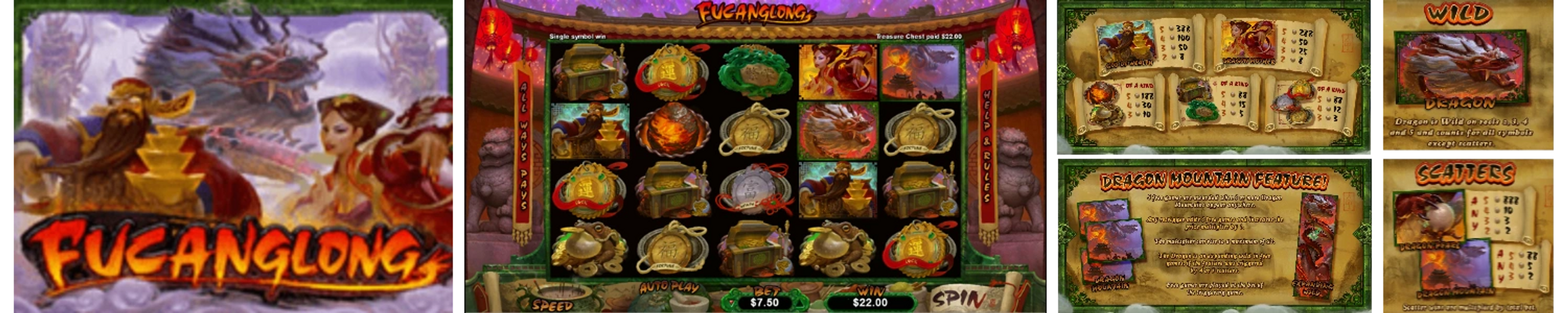 Fucanglong Online Video Slot Review