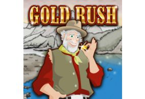 Featured Classic Slots section Gold Rush classic slot at Desert Nights Online Casino