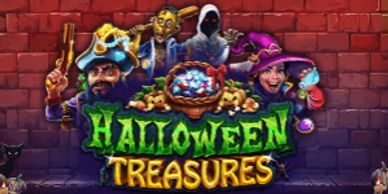 Halloween Treasures online Video Slot, featured Video Slots section at Band New Video Slots