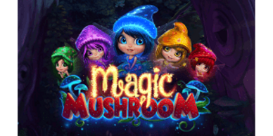 Magic Mushroom free online video slot with 10 no deposit free spins