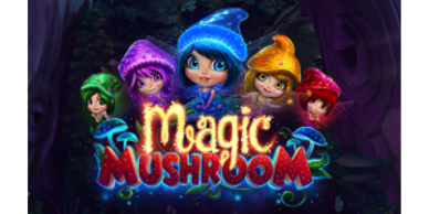 Magic Mushroom free online video slots at Slotocash real money online casino with free spins