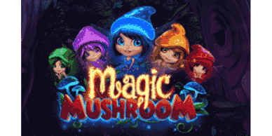 Magic Mushroom free online video slots with 10 no deposit free spins at SlotoCash real money casino