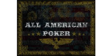 All American Poker OG section with $50 free at Las Vegas USA Casino