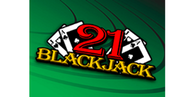 Blackjack table games section with $20 free at Sun Palace Casino