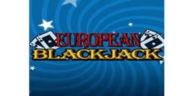 European Blackjack table games section with $20 free at Sun Palace Casino